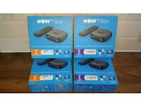 NOWTV set top box, nowtv box for sale new Un opened