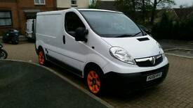 Van swap for car