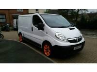 Van swap for car