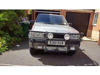 Vauxhall frontera 2.5 diesel for sale