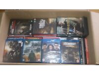 Dvd boxsets and single dvds/blu-rays