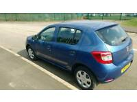 Dacia sandero 21 k miles 60 mpg £30 road tax