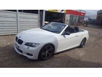 BMW E93 330i MSPORT HIGH SPEC (not audi,mercedes,vw,vauxhall,m3,convertible)