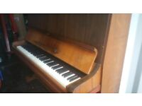 Upright pianos FREE