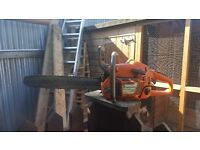 Husqvarna 350 chainsaw 2009