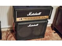 Marshall amp and speaker