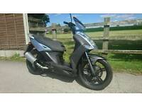 Kymco 50cc agility city 2013 12 months mot just serviced new tyre exhaust