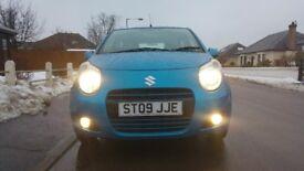 Suzuki Alto 1.0 GL SZ4 Highest Spec £20 tax 65mpg 2 Keys FSH Low Miles Lady Owner