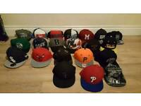 Caps snapbacks and fitted