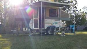 Jayco Finch Outback Salt Ash Port Stephens Area Preview