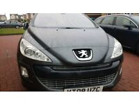 Peugeot 308 sw Sport 1.6 HDI 110bhp 7 seater