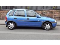 Vauxhall Corsa 1.2 5 Door Hatchback, Full Service History, Low Genuine Miles, Two Owners from New!