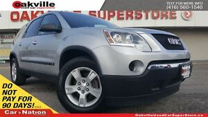 2010 GMC Acadia SLE | 8-PASSENGER | ALLOYS | AIR CONDITIONED