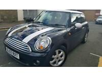 Mini Cooper One 2007 long MOT fully loaded HPI Clear warranty Mileage 114k
