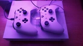 Xbox one s immaculate condition