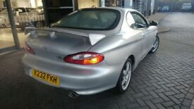 Hyundai Coupe F2 Evolution
