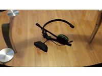Original Microsoft Official Xbox One Chat Headset For Xbox One Games Console