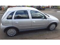 VAUXHALL CORSA 2006 1.3 CDTI CHEAP TAX ONLY £2 A MONTH/ £30 A YR STARTS & DRIVES GREAT BARGAIN £795