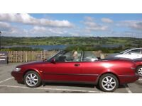 Saab 900 SE Turbo 2.0 Convertible