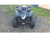 Quad on offer.. Sell,swap or repair.