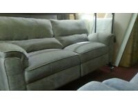 BRAND NEW ELECTRIC RECLINING SOFA IN 2 SECTIONS