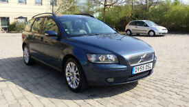 2005 Volvo V50 2.0 D SE 5dr with FULL SERVICE HISTORY-12 STAMPS
