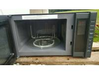 Russell hobbs microwave with convection oven and grill