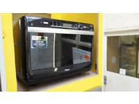 New Whirlpool Jetchef combination oven