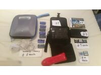 Innotab. Ds games, Xbox360 game. Ipad Case etc