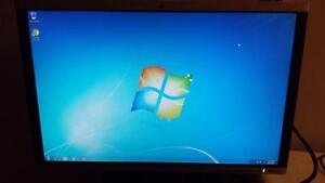 """Used 22"""" HP LCD Computer Monitor with HDMI for Sale"""