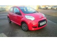 60 Plate citroen C1 5door low miles 4 brand new tyres just serviced and valeted