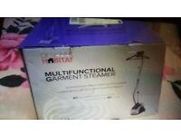 Clothes Steamer. Brand New boxed. Collect today cheap