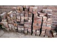 250 reclaimed imperial bricks
