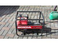 Honda EC 2200 portable petrol generator
