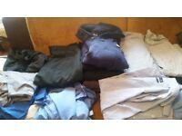 50+ BIG BUNDLE CLOTHES FOR MEN. L - XL.