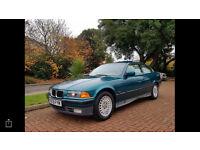 BMW E36 325IS LHD