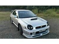 Subaru impreza WRX.bugeye ppp. 2.0 turbo 2001