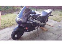 "Yamaha YZF600R Thundercat 2002 - Great First ""Big Bike""! NEW BRIDGESTONE S21 FITTED / MOT TIL FEB 17"