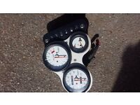 Triumph t595 speedo/clocks