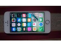 Apple Iphone 5s 16GB Silver Unlock All Network