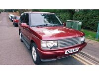 RANGE ROVER 2.5TDs Automatic low mileage 89000miles only