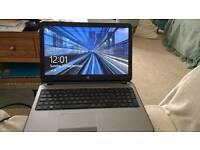 "HP 15.6"" laptop with 4GB RAM, 500GB HDD"