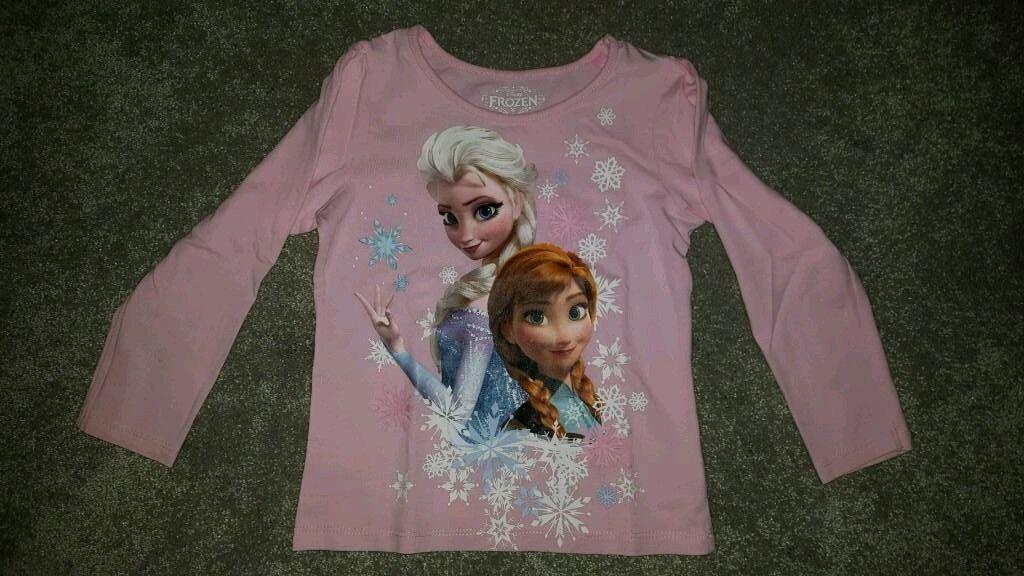 Frozen girls top age 4-5