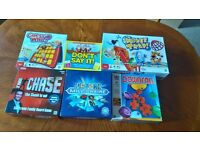 6 Family Board Games