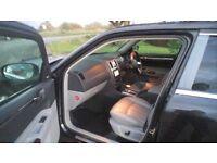 Chrysler 300c. Full mot. Service history. Bentley body kit. Under car lights. Private plate.