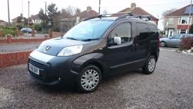 2011 Peugeot Bipper tepee outdoor automatic with manual mode