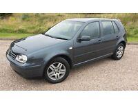 2003 VW GOLF 2.0 GTi 5 DOOR METALLIC GREY