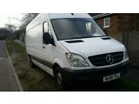 Mercedes sprinter for spare or repaire or for parts
