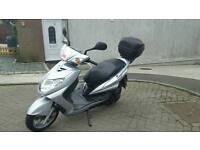 Yamaha scooter 125