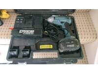Impact driver 18v by erbauer